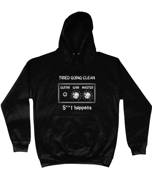 Going Clean - College Hoodie